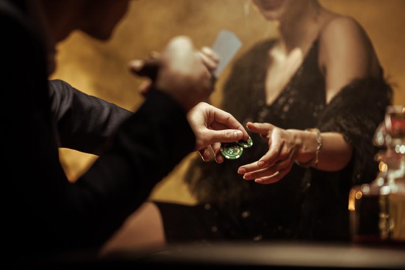 カジノゲームフレーズ