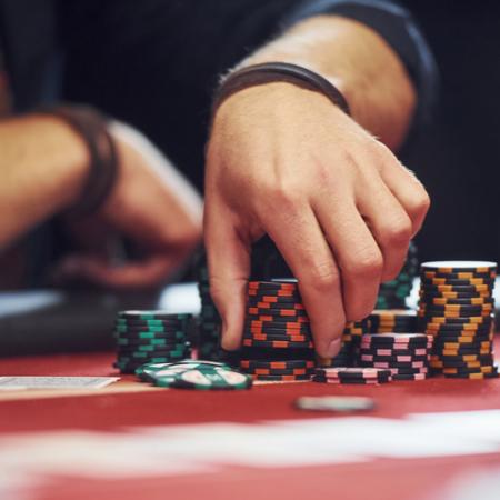 カジノテーブルマナー