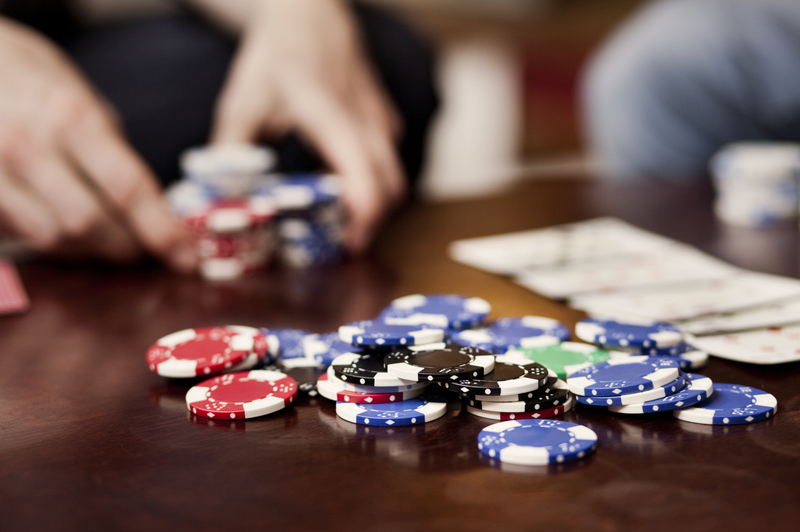 ライブ カジノ