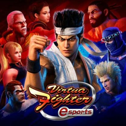 日本が誇る格闘ゲーム、セガサミーのバーチャファイター スロットに登場